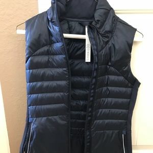 NWT Lululemon Down For A Run Vest II